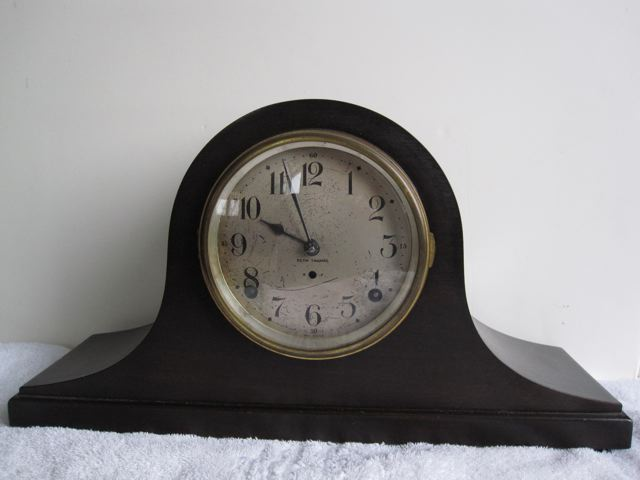 photo of clock